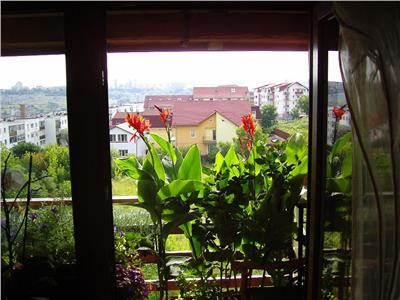 Apartament 3 camere, 96 mp, Manastur